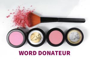product donatie word donateur van ANBI CBF stichting Look Good Feel Better